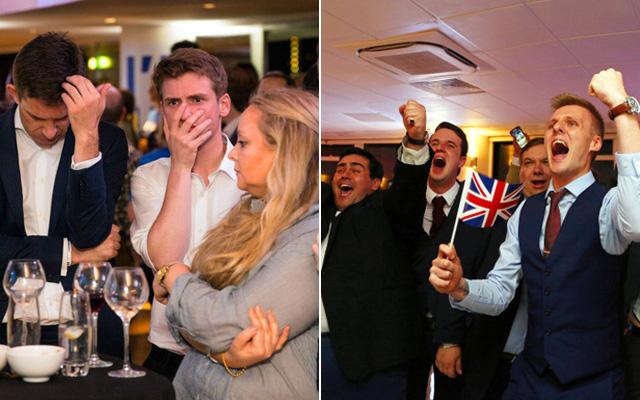 EU崩壊】英国民投票「再投票署名...